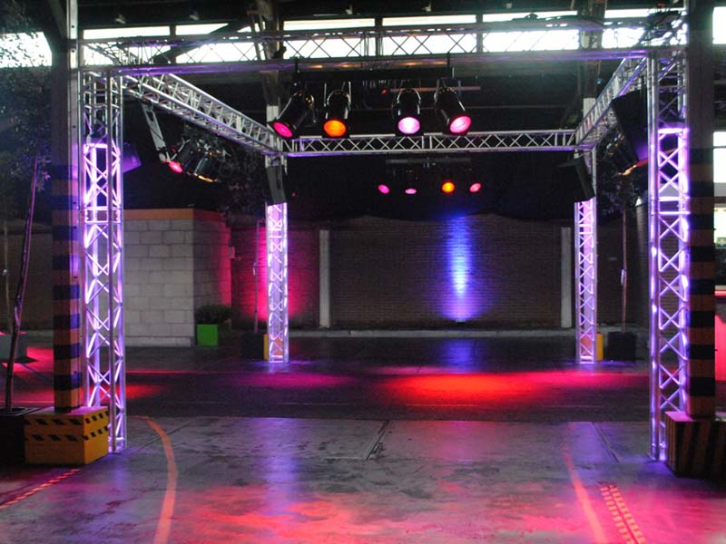 Trusscarre voor Ladage Events